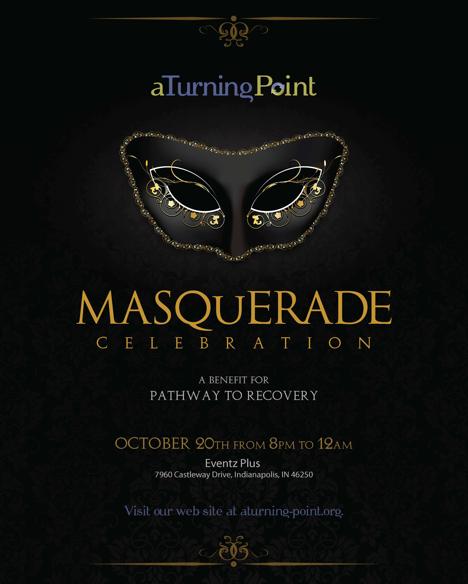 You Are Cordially Invited To The Masquerade Celebration
