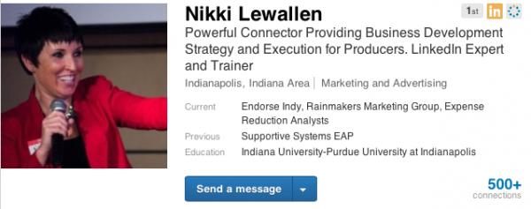 Create A Strong Linkedin Professional Headline Rainmakers