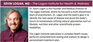 Dr. Kevin Logan Speaker Header