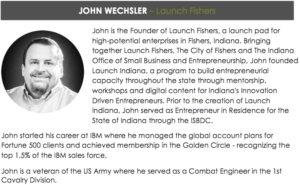 John Wechsler Speaker Header