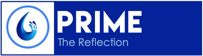 PRIME The Reflection Logo